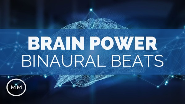 Genius Brain Power - Binaural Beats - Super Conscious Connection