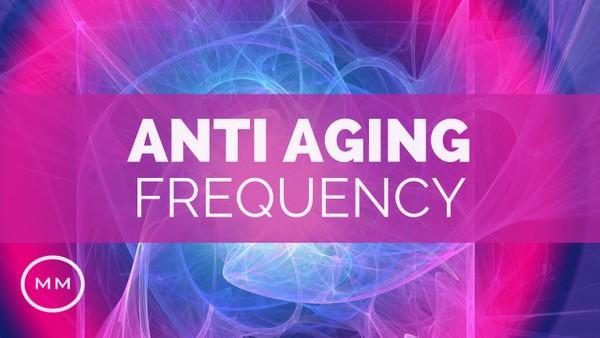 Anti Aging Frequency - Releases DHEA & Brain Endogenous Opiates - Binaural Beats - Meditation Music
