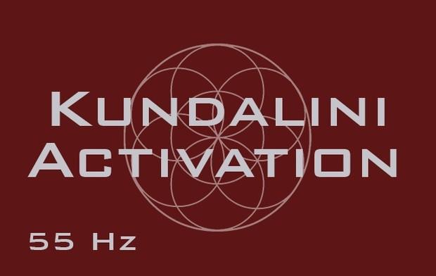 Kundalini Awakening Meditation Music - Activate Energy at Base of Spine - 55 Hz