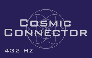 Cosmic Connector - 432 Hz Meditation Music - Heal DNA / Obtain Profound Peace - Binaural Beats