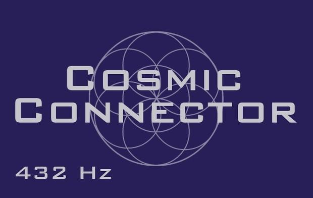 Cosmic Connector - 432 Hz Meditation Music - Heal DNA / Obtain Profound Peace - Binaural Beats