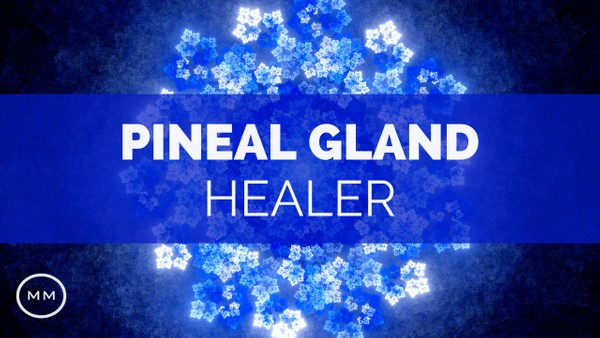 Pineal Gland Healer (v.2) - Decalcify, Activate, and Heal the Pineal Gland - Binaural Beats