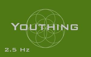 Youthing - Anti-Aging / Reverse Aging Process - Binaural Beats - Meditation Music