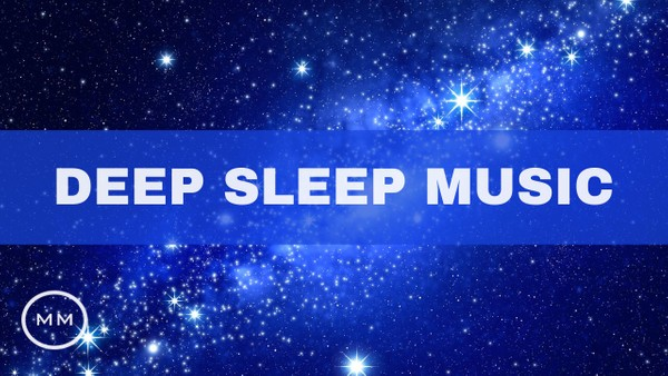 Deep Sleep Music (v.4) - Total Relaxation - Fall Asleep Fast - Delta Binaural Beats