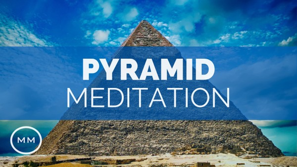 Pyramid Meditation - 33 Hz + 9 Hz - King's Chamber Frequencies - Binaural Beats - Meditation Music