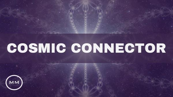 Cosmic Connector - 432 Hz - Consciousness Expansion - Binaural Beats - Meditation Music