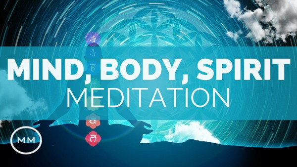 Mind, Body Spirit - Physical, Mental & Emotional Healing - Binaural Beats - Meditation Music