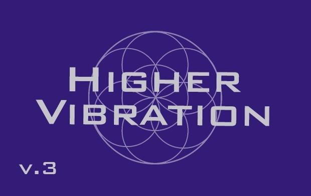 Higher Vibration (v3) - Raise Your Frequency - 963 Hz, 528 Hz, 432 Hz - Binaural Beats