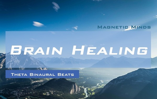 Extremely Powerful Brain Healing Sounds - Heal Your Brain Fast w/ Binaural Beats