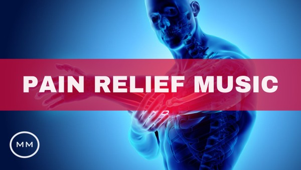 Pain Relief - Relieve Headaches, Back Pain, Arthritis - Binaural Beats - Meditation Music