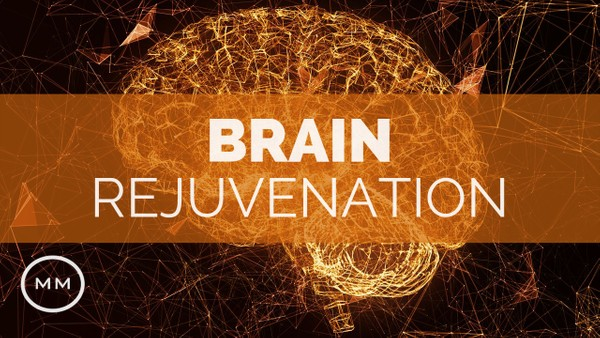 Brain Rejuvenation - Synchronize Brain Hemispheres + Heighten Senses - Binaural Beats Meditation