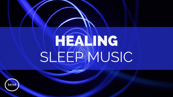 Sleep Healing Music (432 Hz) - Total Relaxation - Fall Asleep Fast - Delta Waves - Monaural Beats