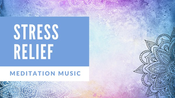 Stress Relief Binaural Beats - Cleanse Overthinking, Release Inner Conflict - Meditation Music