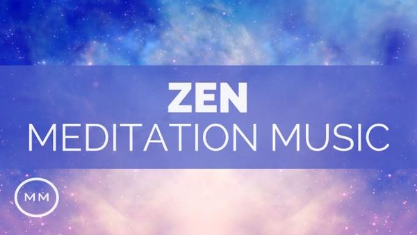 Zen Meditation Music - Mind / Body Balance - Relaxation Music - Theta Isochronic Tones