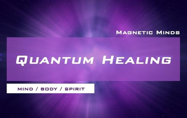 Quantum Healing - Mental, Physical, and Emotional Healing - Mind / Body / Spirit - Meditation Music
