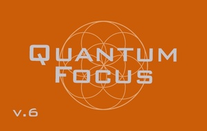 Quantum Focus (V6) - Super Mental Focus - 14 Hz - Binaural Beats - Focus Music