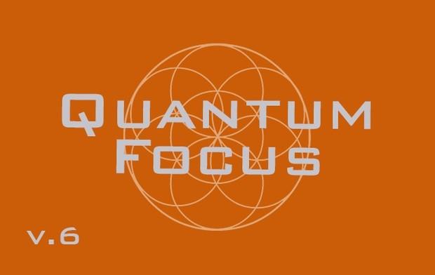 Quantum Focus (V6) - Super Mental Focus - 14 Hz - Binaural Beats - Focus Music