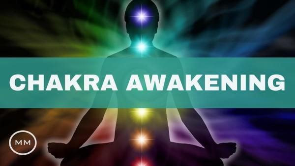 Chakra Awakening - Balance and Heal All 7 Chakras - Binaural Beats - Meditation Music