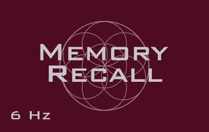 Memory Recall Meditation Music - Past Memory Remembrance - Theta Binaural Beats