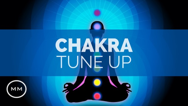 Chakra Tune Up - Balance and Heal All 7 Chakras (Root to Crown) - Meditation Music