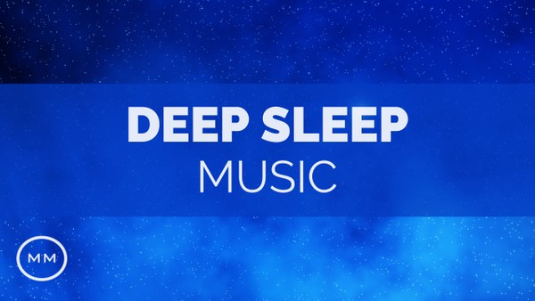 Deep Sleep Music - Total Relaxation - Fall Asleep Fast - Delta Waves - Binaural Beats