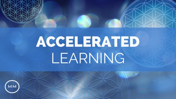Accelerated Learning (v.2) - Gamma Waves for Focus and Memory - Monaural Beats - Focus Music