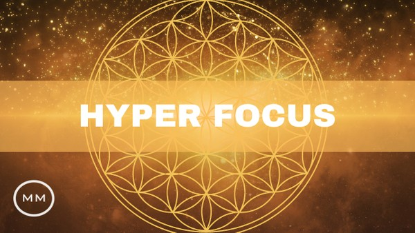 Hyper Focus - Beta Waves for Focus, Concentration, Memory - Binaural Beats - Focus Music