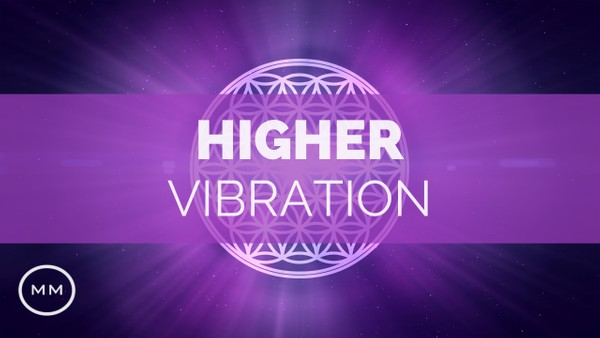 Higher Vibration - Raise Your Frequency - 963 Hz, 528 Hz, 432 Hz - Binaural Beats Meditation