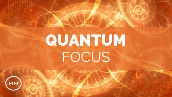 Quantum Focus - Increase Focus / Concentration / Memory - Binaural Beats - Focus Music