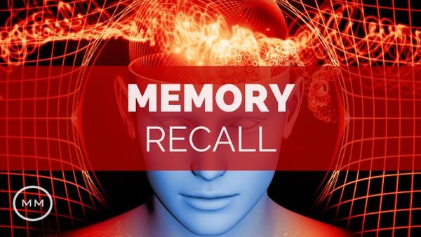 Memory Recall - Remember People, Places, Events - Theta Binaural Beats - Meditation Music