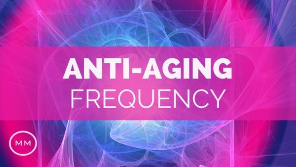 Anti-Aging Frequency - Releases DHEA & Brain Endogenous Opiates - Binaural Beats - Meditation Music