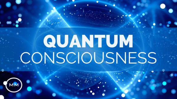 Quantum Consciousness (v.2) - Super Conscious Connection - Binaural Beats - Meditation Music