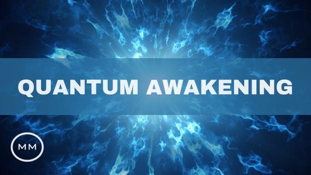 Quantum Awakening - Activate the Third Eye / Pineal Gland - Binaural Beats  - Meditation Music
