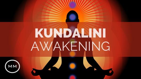 Kundalini Awakening - 55 Hz - Activate Energy at Base of Spine - Meditation Music - Binaural Beats