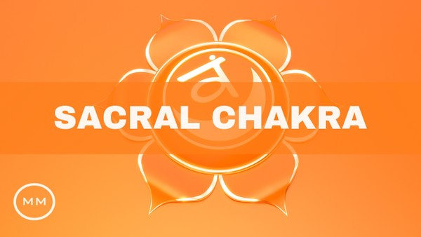 Sacral Chakra Healing - 303 Hz - Chakra Meditation / Chakra Healing - Meditation Music
