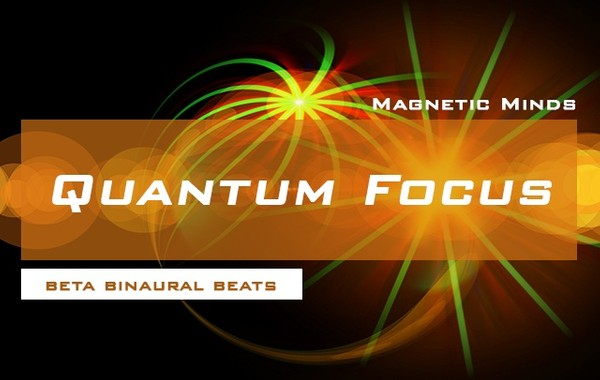 Quantum Focus - Increase Focus, Concentration, Memory - Binaural Beats Focus Music #5199