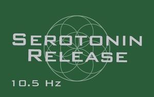 Serotonin Release - 10.5 Hz - Release Natural Serotonin - Binaural Beats - Meditation Music