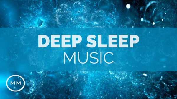 Deep Sleep Music (v.5) - Fall Asleep Fast - Total Relaxation - Delta Binaural Beats