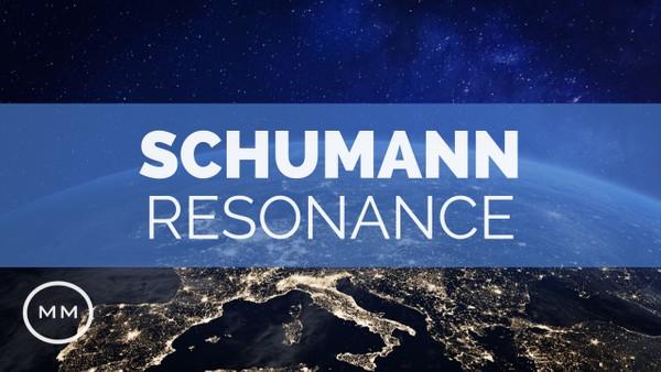 Schumann Resonance (Increased Frequency) - 36 Hz - Binaural Beats - Meditation Music