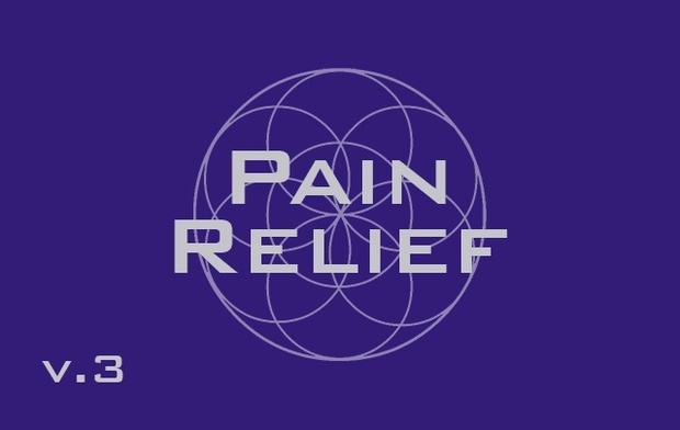 Pain Relief (v3) - Powerful Physical Pain Relief (Migraines, Back Pain, Aches) - Binaural Beats