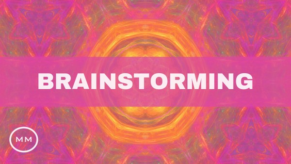 Brainstorming - Focus Music - Rapid Idea Generation - Randomized Frequencies - Binaural Beats