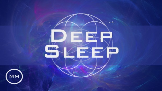 Deep Sleep Music (v 6) - Fall Asleep Fast - Total Relaxation - Delta  Monaural Beats