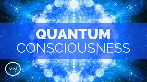 Quantum Consciousness (v.3) - Super Conscious Connection - Monaural Beats - Meditation Music
