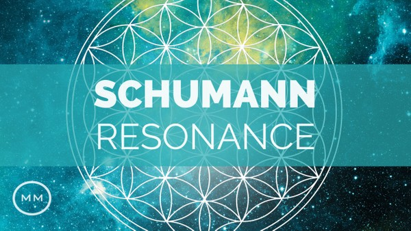 Schumann Resonance - 7.83 Hz - Earth's Vibrational Frequency - Theta Waves - Binaural Beats