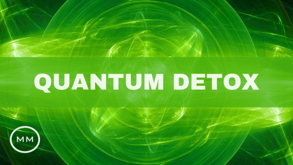 Quantum Detox (v.2) - Full Body Detoxification - Rife Frequencies - Binaural Beats Meditation