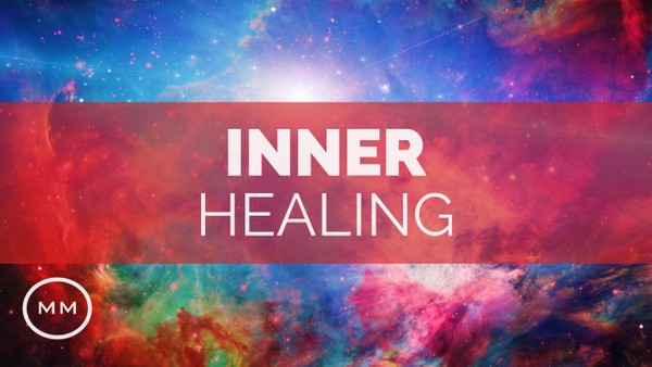 Inner Healing - 528 Hz - Increase Positive Vibrations / Restore Inner Peace - Meditation Music