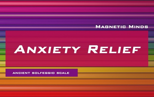 Anxiety Relief - Meditation Music - 741 Hz - Release Stress, Worry, Overthinking - Monaural Beats