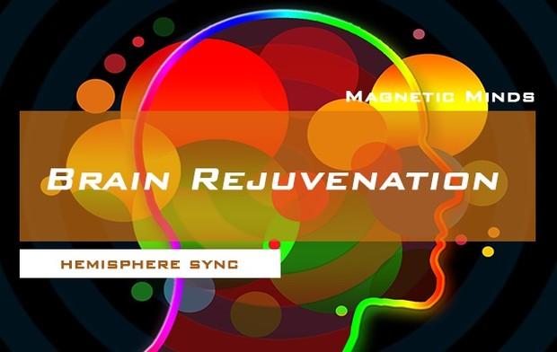Brain Rejuvenation - Hemisphere Synchronization / Heightened Consciousness - Binaural Beats