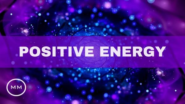 Positive Energy - 432 Hz - Increase Positive Vibrations / Release Negative Energy - Meditation Music