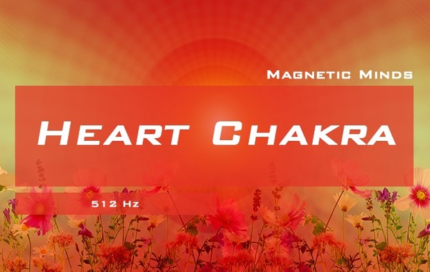 Heart Chakra Connection - 512 Hz - Awaken / Heal The Heart Chakra - Meditation Music